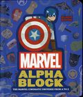 Marvel Alpha Block HC (2019 Abrams Appleseed) The Marvel Cinematic Universe From A to Z 1-1ST