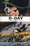 D-Day GN (2019 It's Alive) From the Pages of Combat 1A-1ST