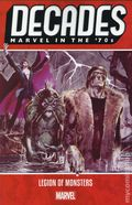 Decades Marvel in the '70s: Legion of Monsters TPB (2019 Marvel) 1-1ST