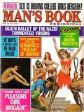 Man's Book (1962-1971 Reese Publishing) Vol. 10 #5
