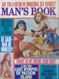 Man's Book (1962-1971 Reese Publishing) Vol. 10 #6