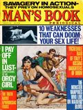 Man's Book (1962-1971 Reese Publishing) Vol. 12 #1