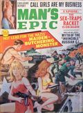 Man's Epic (1963-1973 EmTee Publishing) Vol. 7 #2