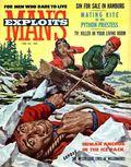 Man's Exploits (1957-1958 Arnold Magazines) 1st Series Vol. 1 #1