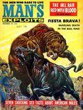 Man's Exploits (1957-1958 Arnold Magazines) 1st Series Vol. 1 #3