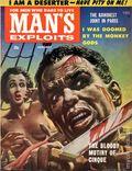 Man's Exploits (1957-1958 Arnold Magazines) 1st Series Vol. 1 #4