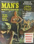 Man's Exploits (1957-1958 Arnold Magazines) 1st Series Vol. 1 #5