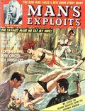 Man's Exploits (1963-1964 Arnold Magazines) 2nd Series Vol. 1 #3