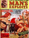 Man's Exploits (1963-1964 Arnold Magazines) 2nd Series Vol. 1 #4