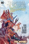 Justice League/Aquaman Drowned Earth HC (2019 DC) 1-1ST