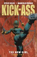 Kick-Ass The New Girl TPB (2018 Image) 2-1ST