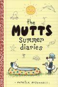 Mutts Summer Diaries TPB (2019 Amp Comics) 1-1ST