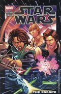 Star Wars TPB (2015-2020 Marvel) Post A New Hope Adventures 10-1ST