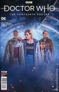 Doctor Who the Thirteenth Doctor (2018 Titan) 6B
