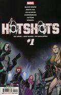 Domino: Hotshots (2019 Marvel) 1E
