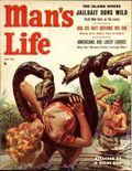 Man's Life (1952-1961 Crestwood) 1st Series Vol. 4 #4