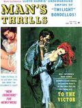 Man's Thrills (1961 Cape Magazine Management) Vol. 4 #4