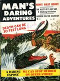 Man's Daring Adventures (1955-1956 Star Publications) Vol. 1 #1
