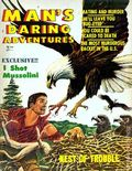Man's Daring Adventures (1955-1956 Star Publications) Vol. 1 #3