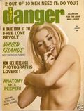 Man's True Danger (1962-1972 Candar/Major Magazines) Vol. 6 #9