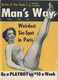 Man's Way (1956-1957) Vol. 4 #6