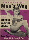Man's Way (1956-1957) Vol. 5 #1