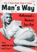 Man's Way (1956-1957) Vol. 5 #2