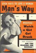 Man's Way (1956-1957) Vol. 5 #4
