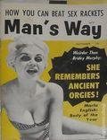Man's Way (1956-1957) Vol. 5 #6