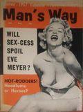 Man's Way (1956-1957) Vol. 6 #2