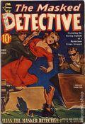 Masked Detective (1940-1943 Better Publications) Pulp Vol. 1 #1