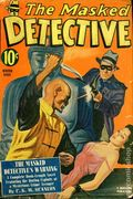 Masked Detective (1940-1943 Better Publications) Pulp Vol. 1 #2