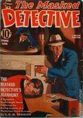 Masked Detective (1940-1943 Better Publications) Pulp Vol. 1 #3