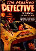 Masked Detective (1940-1943 Better Publications) Pulp Vol. 2 #2