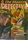 Masked Detective (1940-1943 Better Publications) Pulp Vol. 3 #1