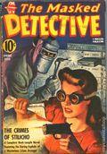 Masked Detective (1940-1943 Better Publications) Pulp Vol. 3 #2