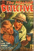 Masked Detective (1940-1943 Better Publications) Pulp Vol. 3 #3