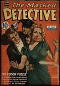 Masked Detective (1940-1943 Better Publications) Pulp Vol. 4 #1