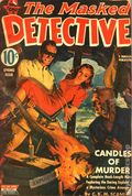 Masked Detective (1940-1943 Better Publications) Pulp Vol. 4 #3