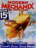 Modern Mechanic and Inventions (1932-1938) Pulp Vol. 9 #6