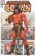 Savage Sword of Conan (2019 Marvel) 4A