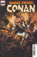 Savage Sword of Conan (2019 Marvel) 4B