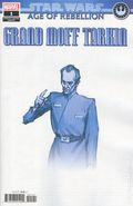 Star Wars Age of Rebellion Grand Moff Tarkin (2019 Marvel) 1C