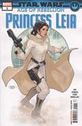 Star Wars Age of Rebellion Princess Leia (2019 Marvel) 1A