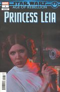 Star Wars Age of Rebellion Princess Leia (2019 Marvel) 1E