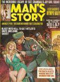 Man's Story (1960-1975 Reese/Emtee) Vol. 8 #2