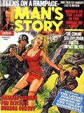 Man's Story (1960-1975 Reese/Emtee) Vol. 10 #4