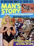 Man's Story (1960-1975 Reese/Emtee) Vol. 11 #3
