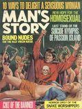 Man's Story (1960-1975 Reese/Emtee) Vol. 12 #4
