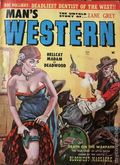 Man's Western (1958-1959 MTB Publications) Pulp Vol. 1 #2